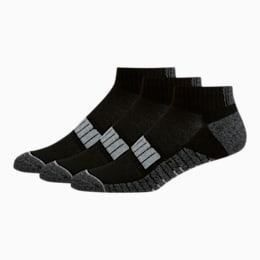 Men's Quarter Crew Socks [3 Pack]